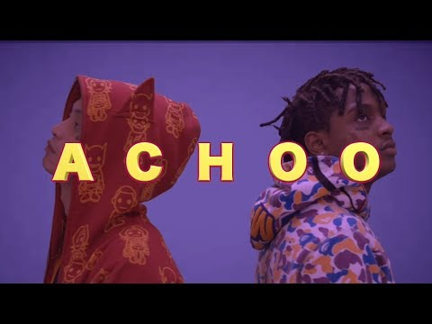 Keith Ape x Ski Mask The Slump God - Achoo! (Official Music