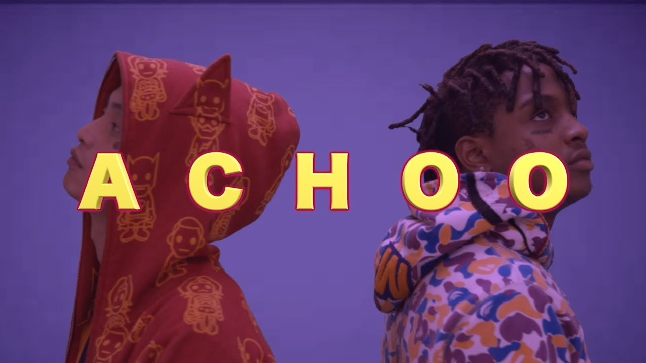 624f3d1f6b3f Keith Ape x Ski Mask The Slump God - Achoo! (Official Music Video ...