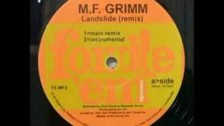 MF Grimm - Landslide Remix [DJ Eli]
