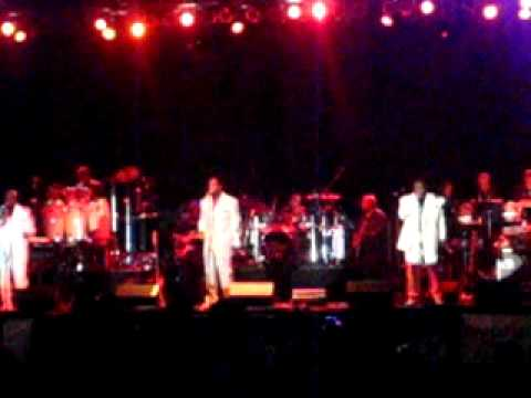 The O' Jays - She Used To Be My Girl Live @ Wingate Field