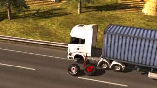 Repeat youtube video Concept #10 - Tires Change Very Good! - Euro Truck Simulator 2