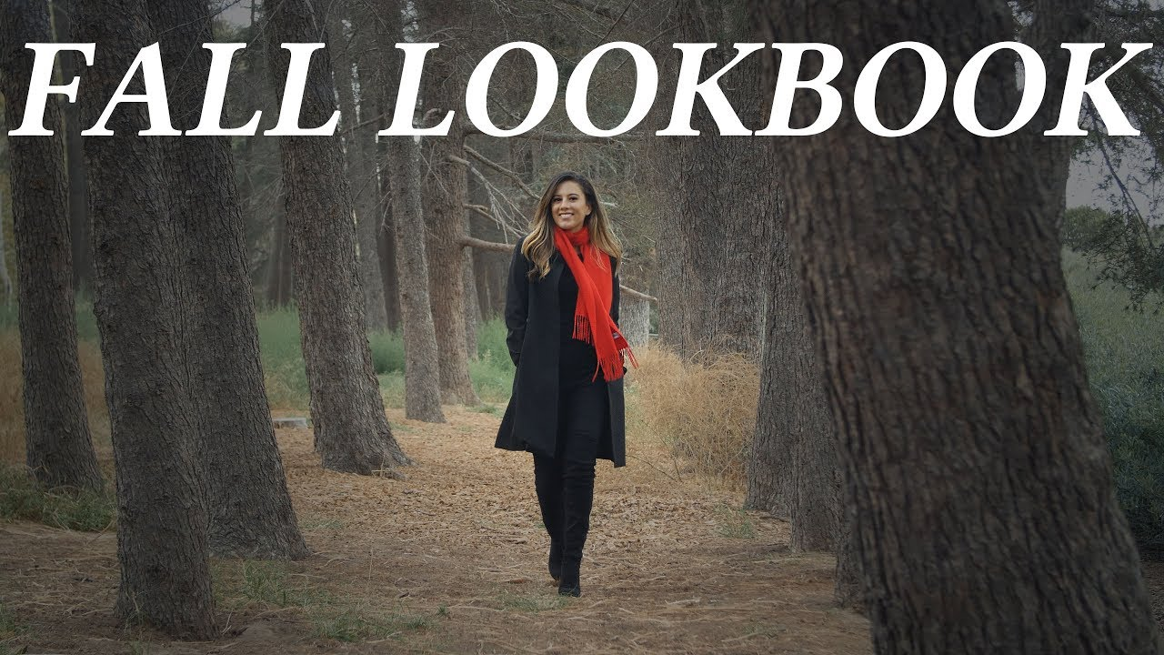 Fall Lookbook in 4K Outfit Ideas for Autumn 2