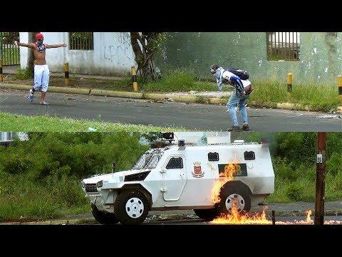 Los Mangos - Puerto Ordaz #24Jul - Venezuela