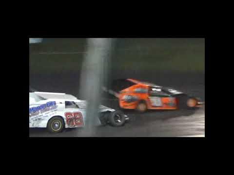 Modified Amain @ Hancock County Speedway 06/25/19