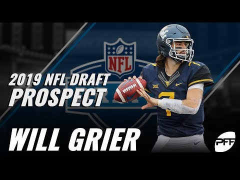 2019 NFL Draft prospect: Will Grier | PFF