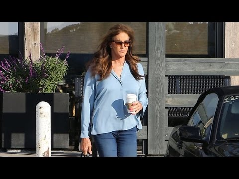 Caitlyn Jenner Faces Tough Questions Amid Feud With Kris Jenner