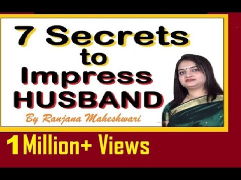 How to Impress Husband | Life Coach | Ranjana Maheshwari