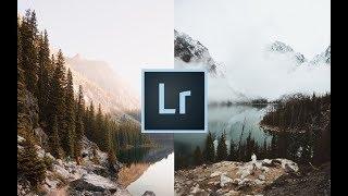 How to Edit Like Andrew Kearns, Lightroom Landscape Tutorial For Instagram
