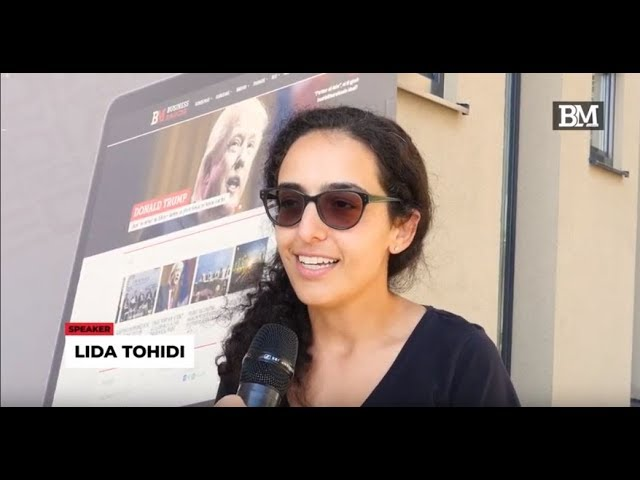 Interview with Lida Tohidi - Speaker at AllWeb 2019