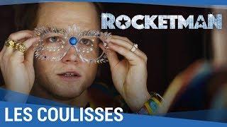ROCKETMAN - Dans les coulisses avec Elton John et Taron Egerton !