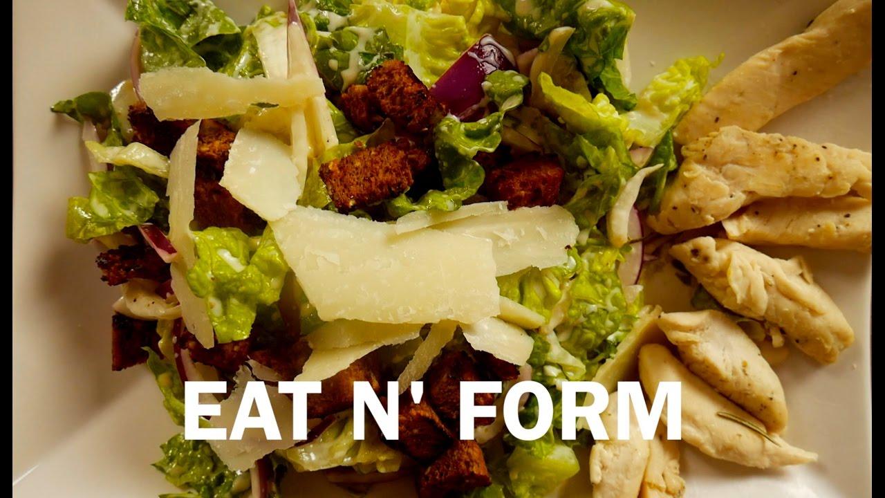 Caesar salad dressing rezept original