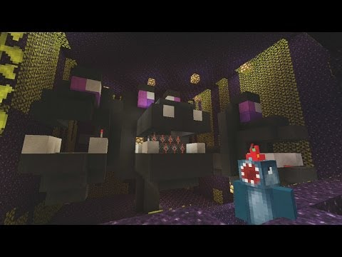 Minecraft Xbox - The Tree Of Life - Three Headed Dragon [4]