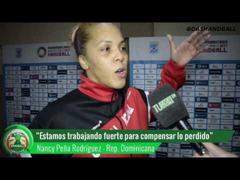 Buenos Aires 2017: Nancy Peña Rodríguez de República Dominicana