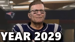 What if Tom Brady Played 10 More Years in the NFL?