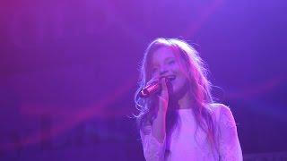 Сольный концерт Алисы Кожикиной в Белгороде.