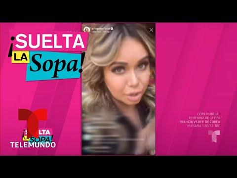Rico - Chiquis Rivera No Se Quedo Callada!