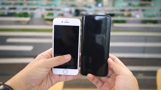 Galaxy S8 and S8+ dummies compared with many competitors in extensive new hands-on video