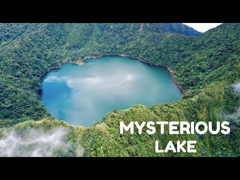 MYSTERIOUS VOLCANIC CRATER LAKE IN THE PHILIPPINES - BecomingFilipino Leyte Guide