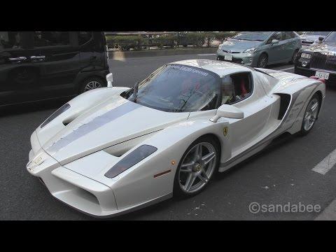 抜群の注目度!精悍さ増したエンツォ・フェラーリ。Very precious Enzo Ferrari.