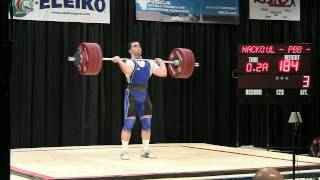85kg Class 2012 USA Weightlifting Senior National Championships