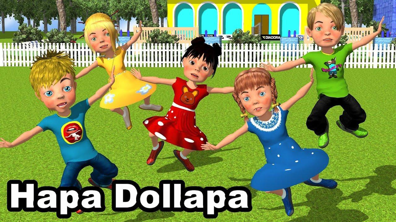 "Download HAPA DOLLAPA - Kenge per femije - Hide and Seek - Song for children by Studio ""Çamarroket"""