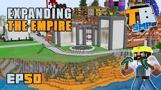 Expanding the Empire... | Truly Bedrock Season 2 [50] Minecraft Bedrock