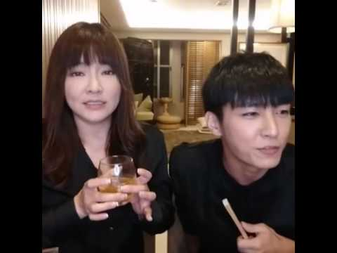 [FB] 炎亞綸 Aaron Yan x Jesse Tang FB live (20161006) (translated highlights in description)