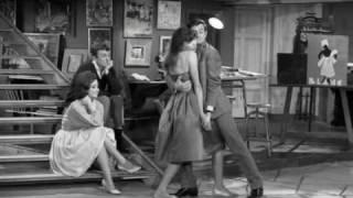 "Anna Karina Dancing in ""Ce soir ou jamais"""