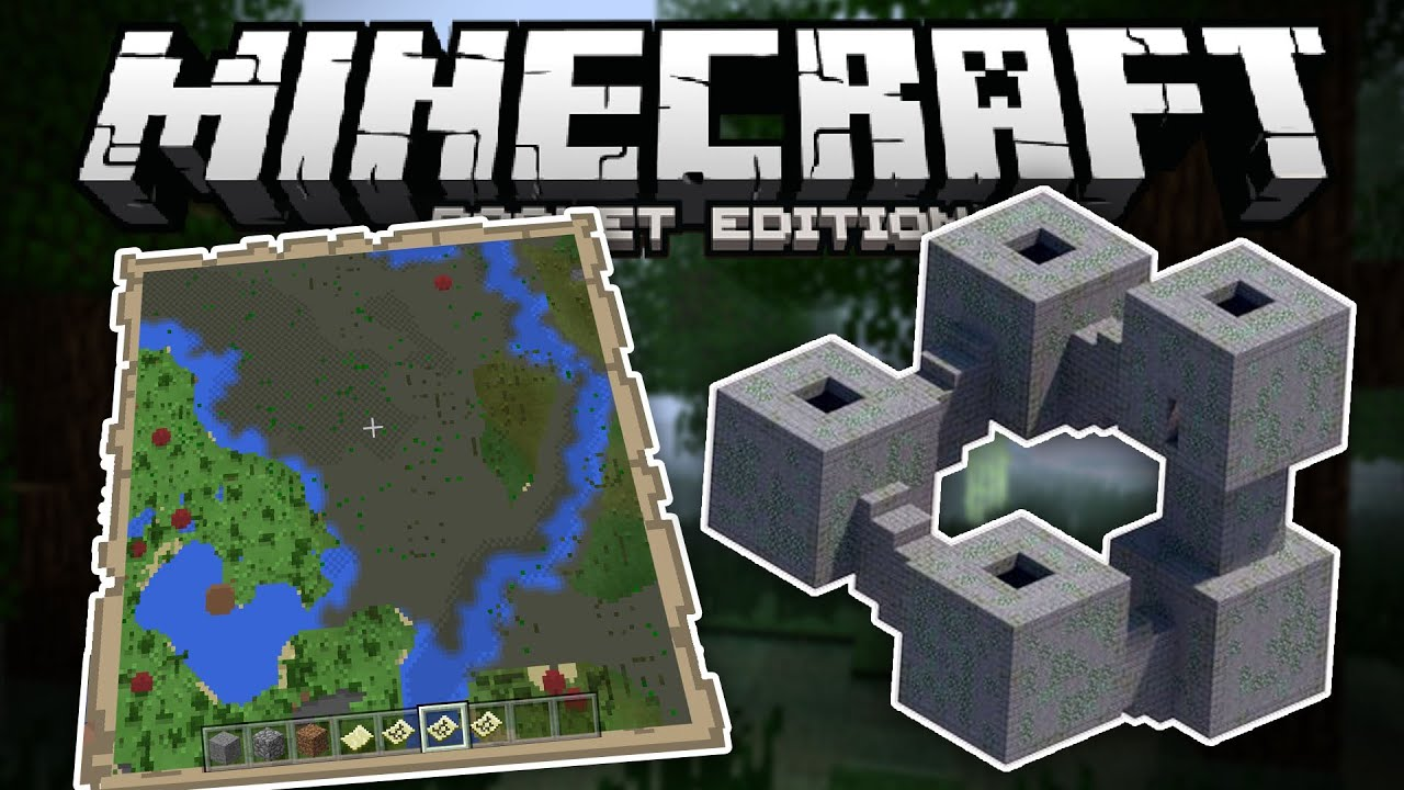 0.15.6 UPDATE, NEW MAPS, & NEW DUNGEONS!!!  - MCPE Update News - Minecraft PE (Pocket Edition)