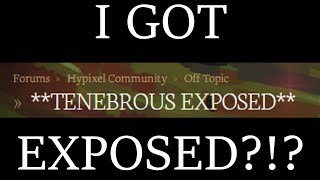 I GOT EXPOSED?? - A Dramatic Reading of a Hypixel Forum Post