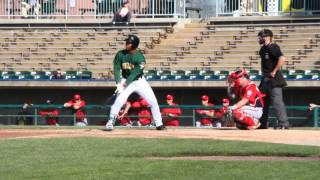 Bobby Bradley grand slam on May 4, 2016