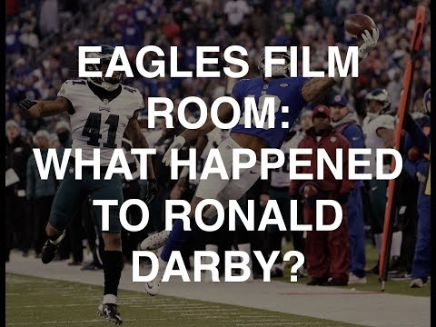 Eagles Film Room: What happened to Ronald Darby in win over Giants?