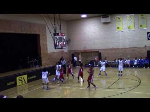 Simeon vs North Lawndale 1st QT