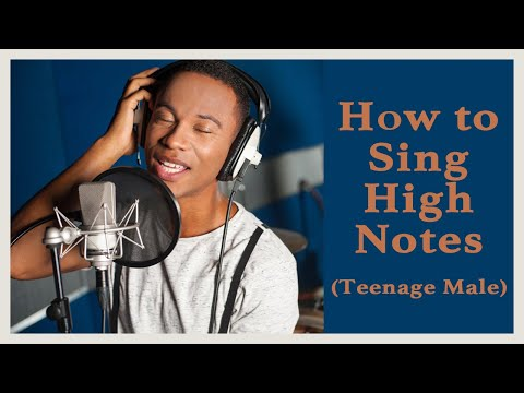 Ep.14: Singing Tips How To Sing High Notes for Teenage Boys - YouTube