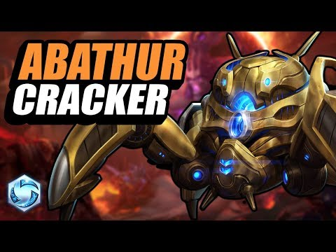 Fenix - abathur cracker // Road to Grandmaster // Heroes of the Storm