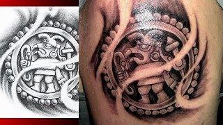 Video AZTEC TATTOO DESIGNS - Mayan Aztec Inca Prehispanic Tattoo Designs WARVOX.COM download MP3, 3GP, MP4, WEBM, AVI, FLV Juli 2018