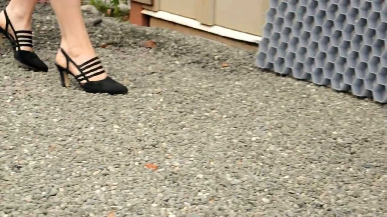 how to prepare a gravel driveway