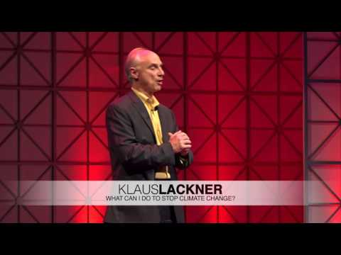 What Can I Do to Stop Climate Change? | Klaus Lackner | TEDxASU