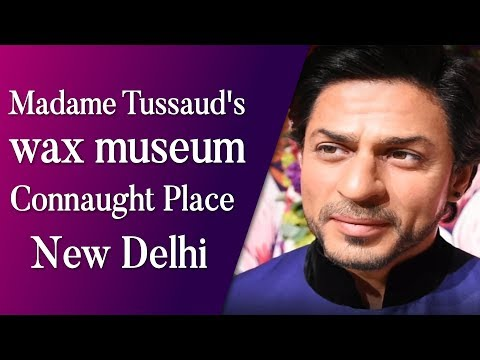 Madame Tussaud's wax museum, Connaught Place, New Delhi | Top News Networks