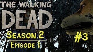 """Stupid Bitch!"" - The Walking Dead Season 2 EP 1 Part 3"