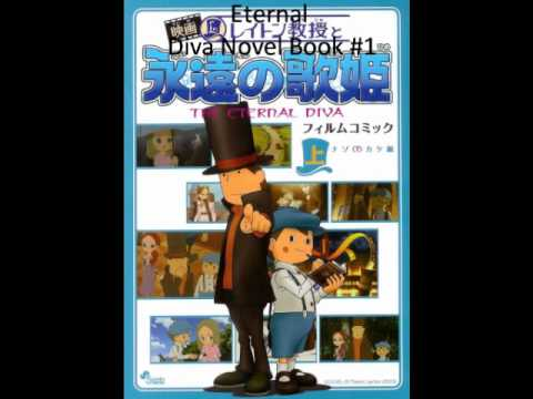 Professor Layton And The Eternal Diva Books Download Youtube