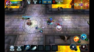 Soul Of Legends - Android Gameplay HD