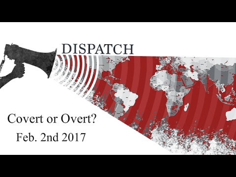 Christafari Dispatch: Covert or Overt?