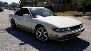 1988 Nissan Silvia S13Q