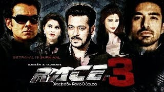 Race 3 Official Trailer Salman Khan Bollywood Movie 2018