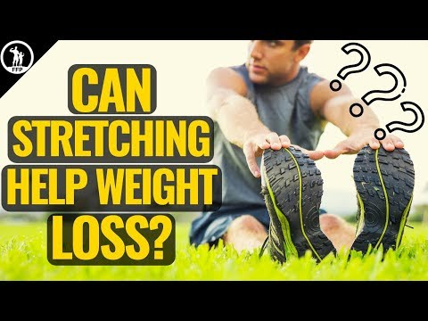 Can Stretching Help Weight Loss? Does It Burn Fat & Should Men Be Stretching More To Lose Weight?