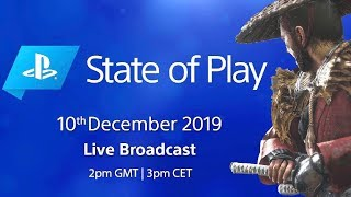State Of Play Live Reaction, Ghost of Tsushima, Resident Evil 3 Remake and More