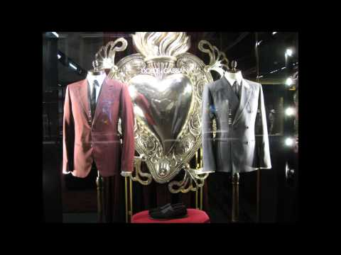 Vol 09 window shopping paris rue du Faubourg Saint-Honoré,  April 2015