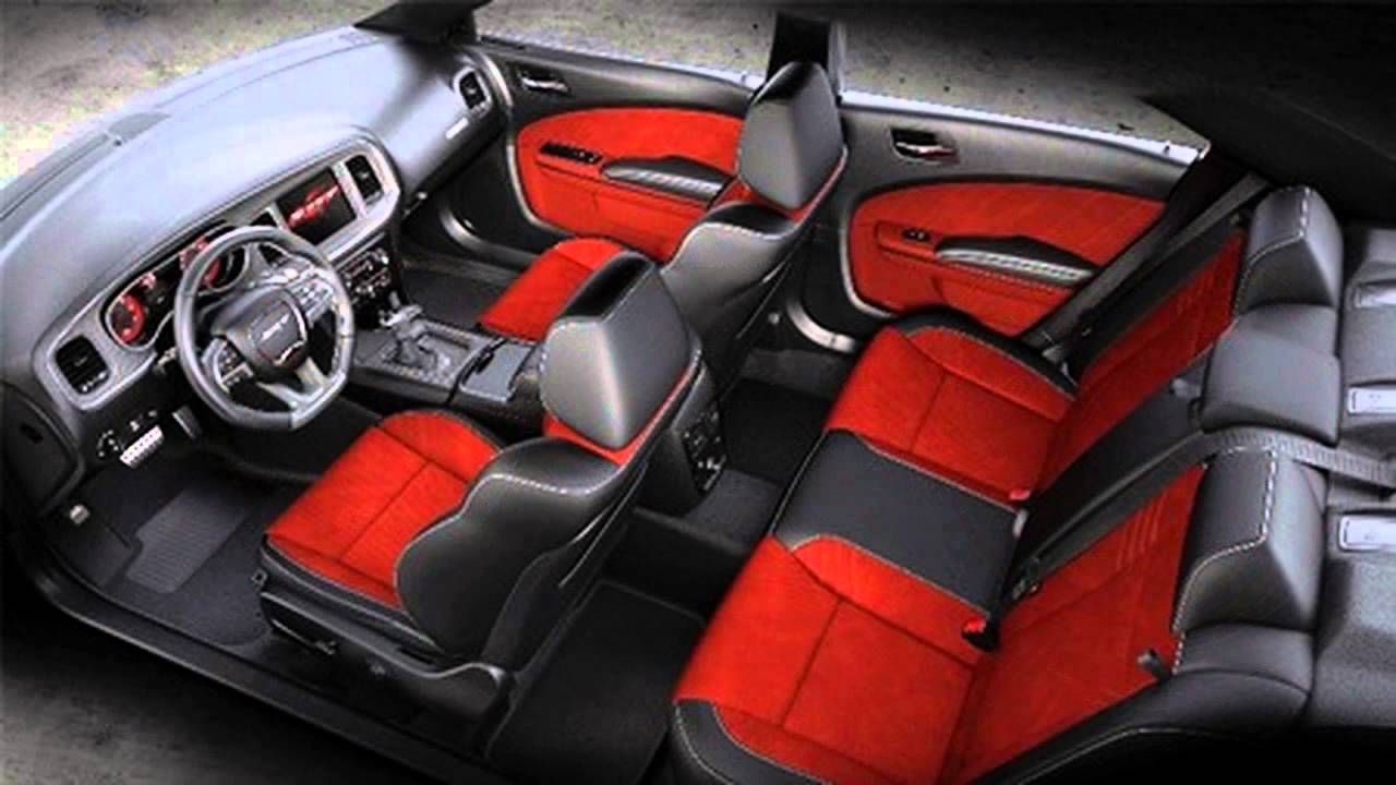 2017 Dodge Charger Interior Youtube