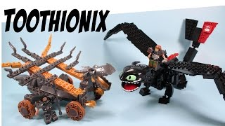 How to Train Your Dragon 2 Ionix Giant Toothless Battle Set